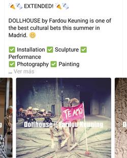 Dollhouse, Fardou