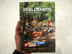 Beeldenbos, Odapark