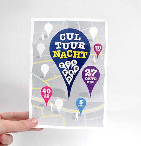 Cultuurnacht, Tilburg