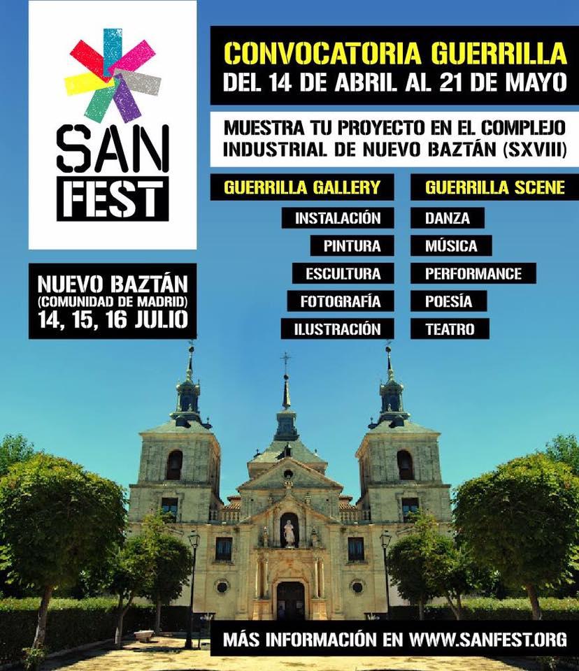 Festival Palacio Madrid