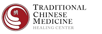 Traditional chinese medicine healing center logo