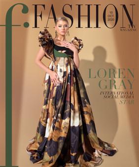 Loren Gray for Fashion TV Magazine