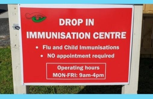 NHHT Drop In Immunisation Centre, Kawakawa