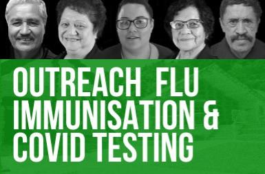Outreach Flu Immunisation & Covid Testing