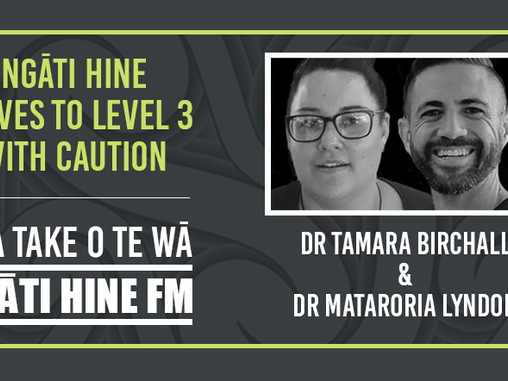 Ngati Hine moves to Alert Level Three with Caution
