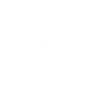 Treehouse yoga studio logo in Mississippi