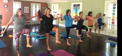 Women's Yoga