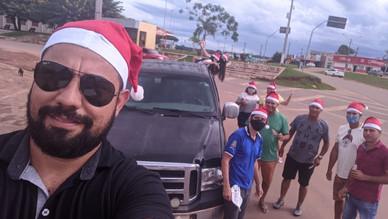 ARGBLS Paz, Justiça e Trabalho nº 23 Realiza Natal Solidário.