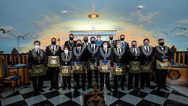 Assembleia Geral Especial de posse do Sereníssimo Grão-Mestre da GLEMT.
