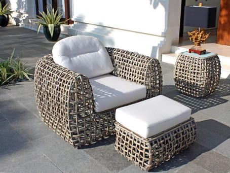 Why Rattan Garden Furniture?