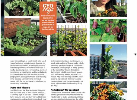 Balcony Gardening Tips