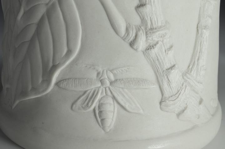 Detail - Emeral Ash Borer
