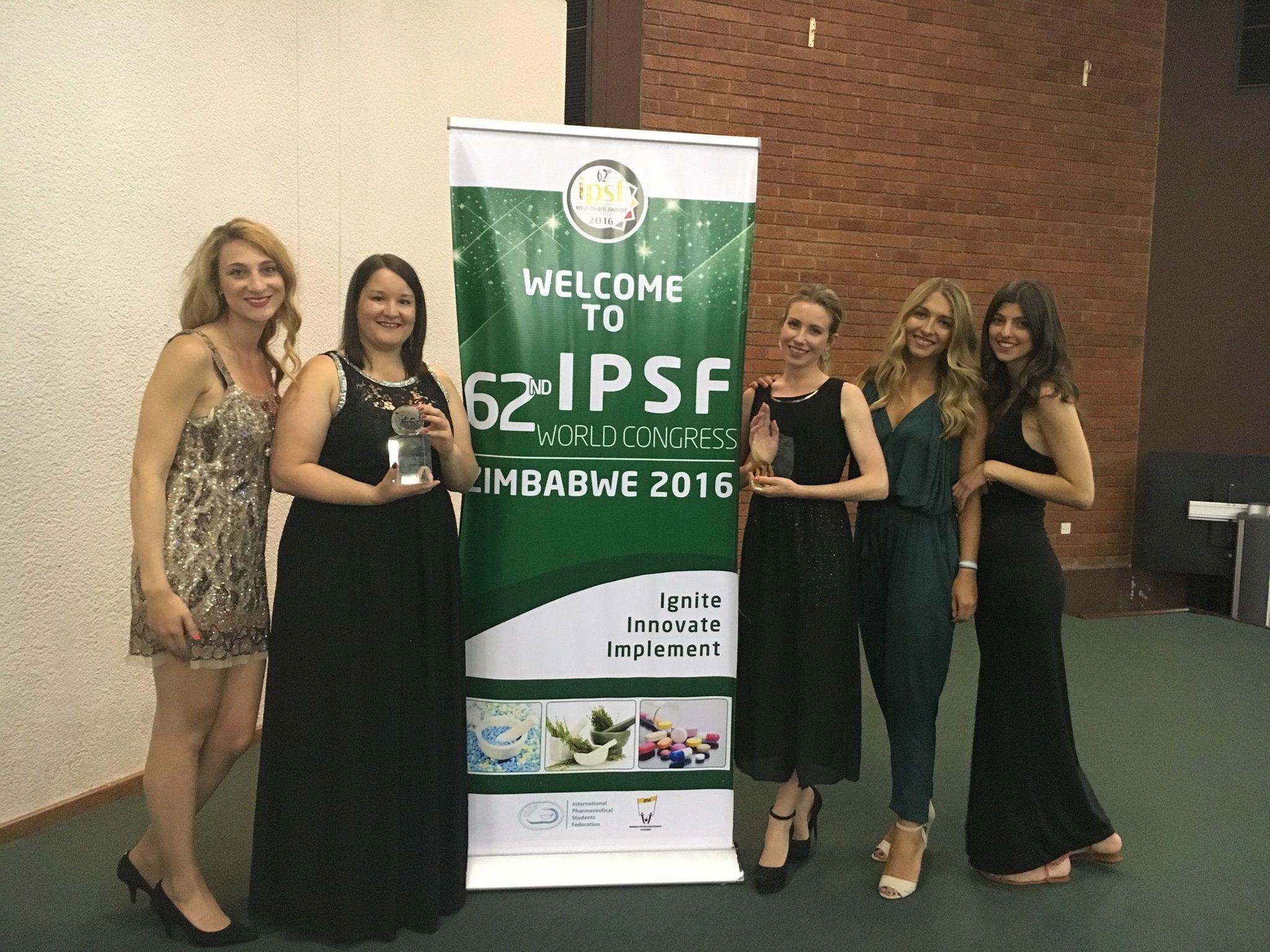 IPSF WC Zimbabwe 2016.