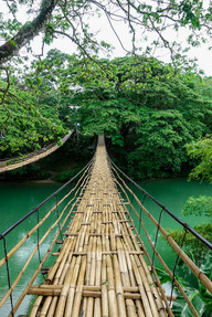 Twin Hanging Bridge