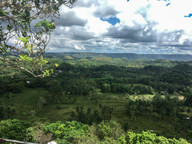 Chocolate Hills Lookout Point