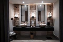 Bathroom, Alila Jabal Akhdar