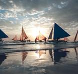Sailing Boats Boracay