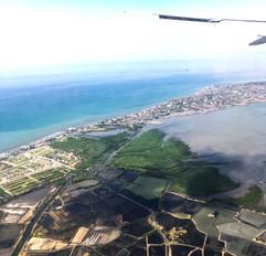 Flight to Manila