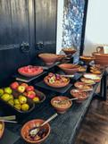Breakfast, Alila Jabal Akhdar