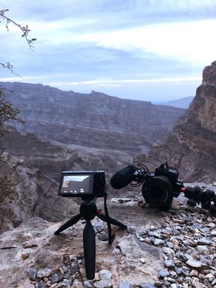 Jebel Shams, Time Lapse
