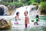 Pangas Falls Kids