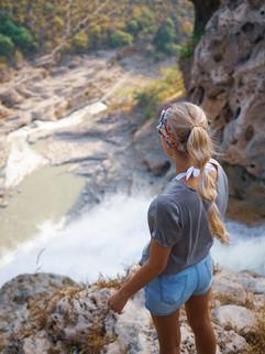 Wasserfall Darbat
