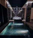 Indoor Pool, Alila Jabal Akhdar
