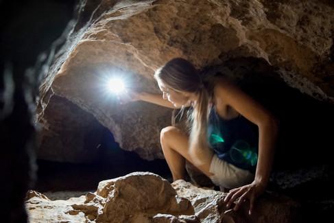 Muqhal Höhle Wadi Bani Khalid