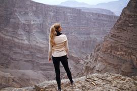 Jebel Shams, Wendepunkt
