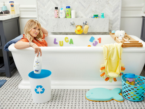 Walmart x Unilever with Hilary Duff