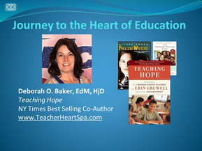 A Journey to the Heart of Education Nov