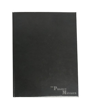 Project Manager Planner- 6 x 9 Perfect Bound