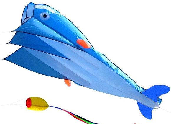 Воздушный змей Дельфин