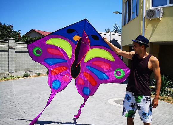 Воздушный змей Бабочка Ноктюрн