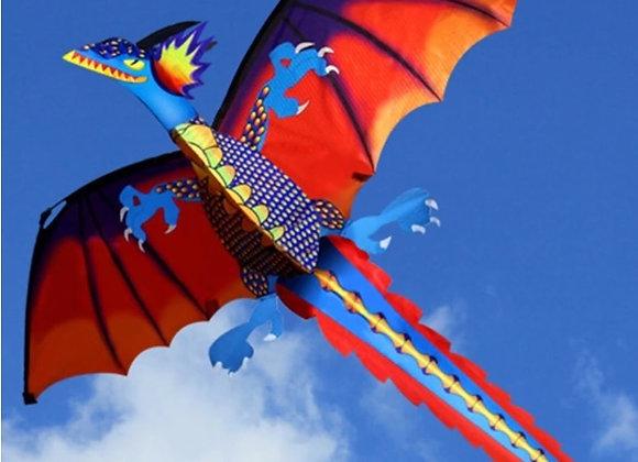 Воздушный змей Дракон