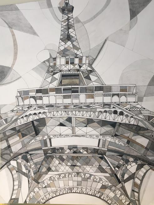 Oo la la - Eiffel Tower