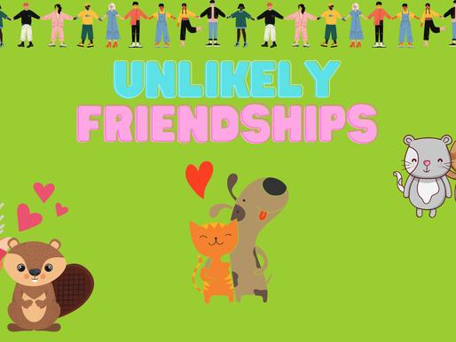 Unlikely Friendships & Avoiding Assumptions