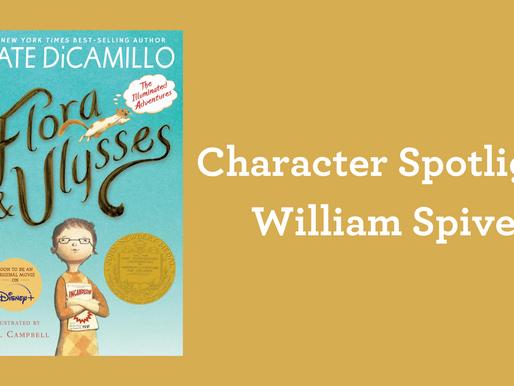 Character Spotlight: William Spiver