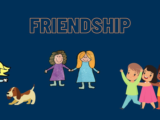 Friendship: All About the Ups and Downs
