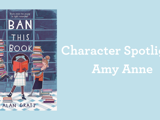 Character Spotlight: Amy Anne