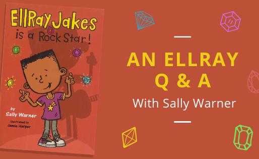 An EllRay Q & A With Sally Warner