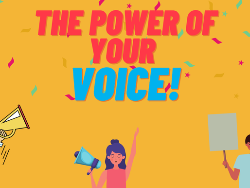The Power of Your Voice