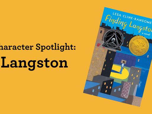 Character Highlight: Langston