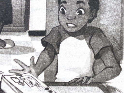 Character Spotlight: Jaxon