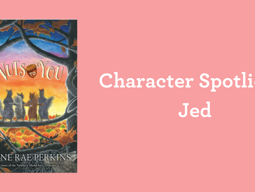 Character Spotlight: Jed