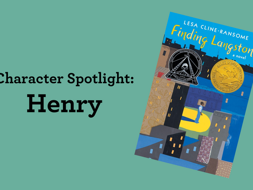 Character Spotlight: Henry