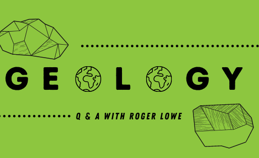 Geology: Q & A With Roger Lowe