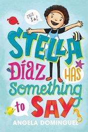 Stell Diaz Has Something to Say