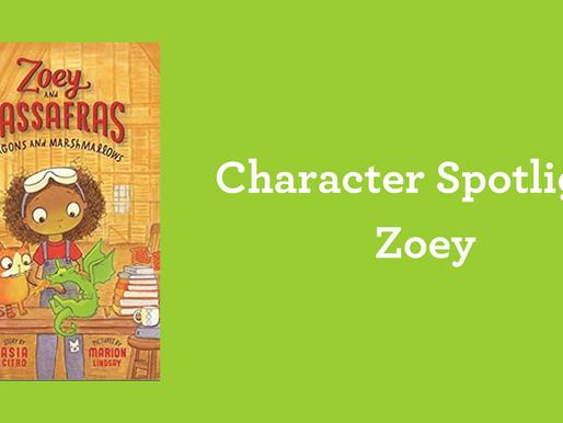 Character Spotlight: Zoey