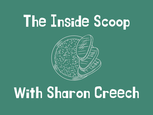 The Inside Scoop with Sharon Creech